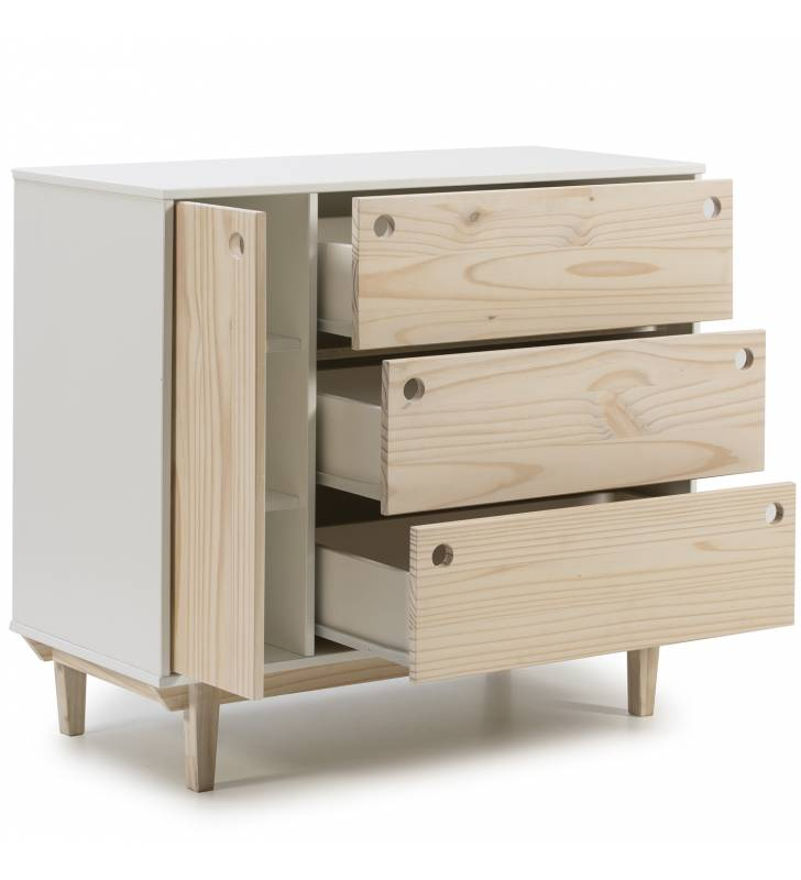 Pack muebles de dormitorio matrimonio Roma TopMueble 7
